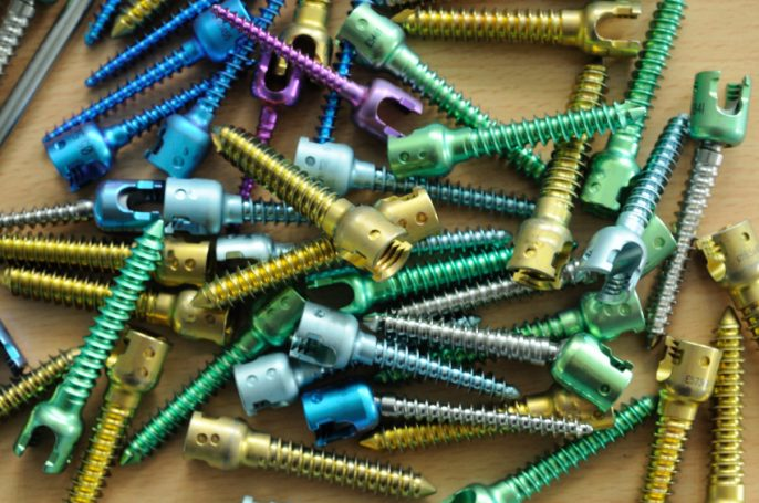 surgical screws