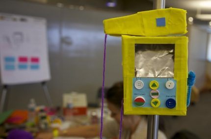 prototype infusion pump