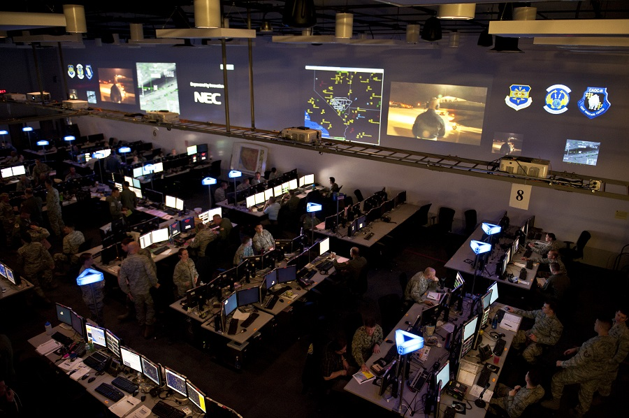 Distributed Mission Operations Center at Kirkland AFB