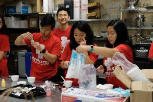 medhacks participants at work